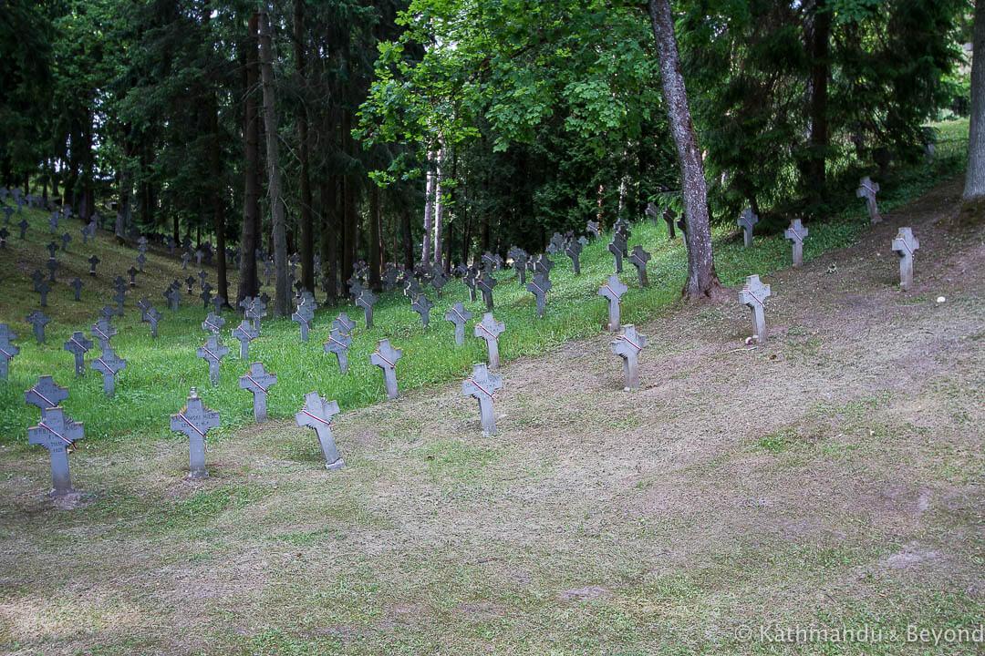 Antakalnis Cemetery Vilnius Lithuania-17