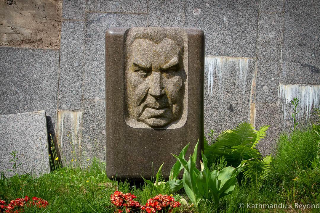 Antakalnis Cemetery Vilnius Lithuania-4