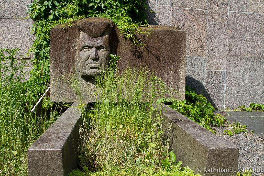 Antakalnis Cemetery Vilnius Lithuania-5