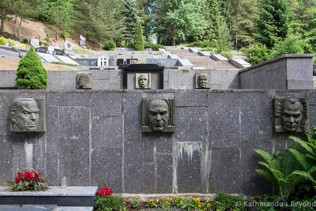 Antakalnis Cemetery Vilnius Lithuania-7