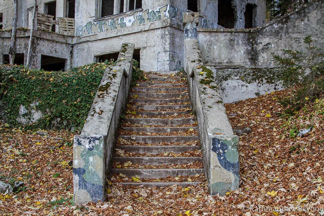 Brestovac Sanatorium Mount Medvednica Zagreb Croatia-4