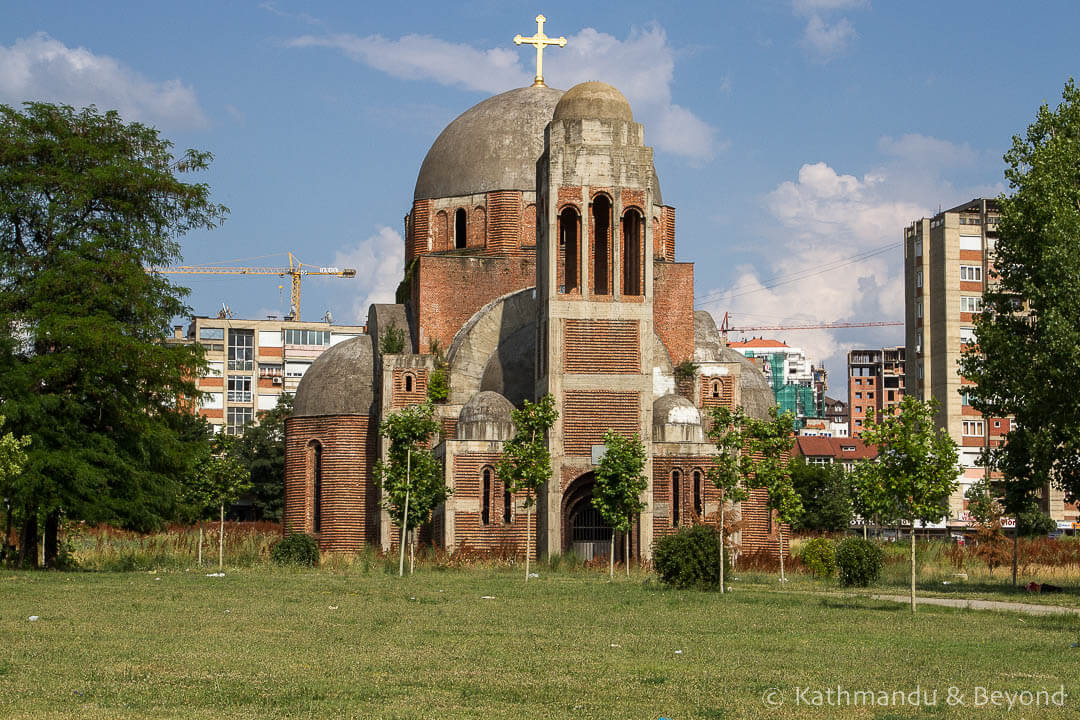 Christ the Saviour Cathedral Pristina Kosovo-1 (1)