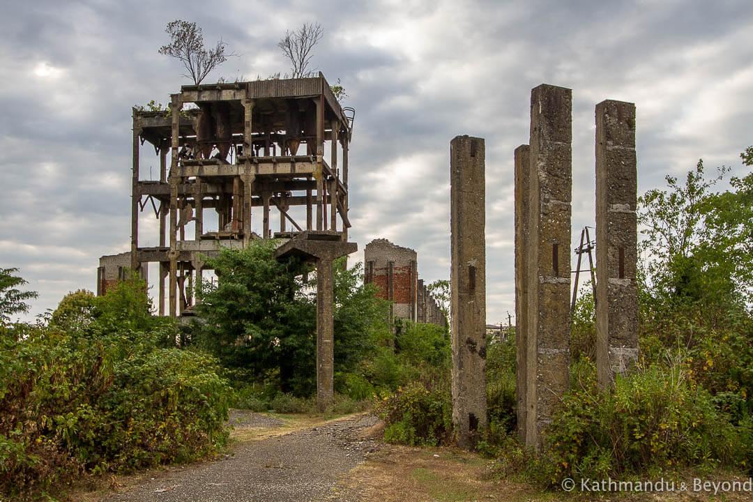 Former Factory Ochamchire Abkhazia-5