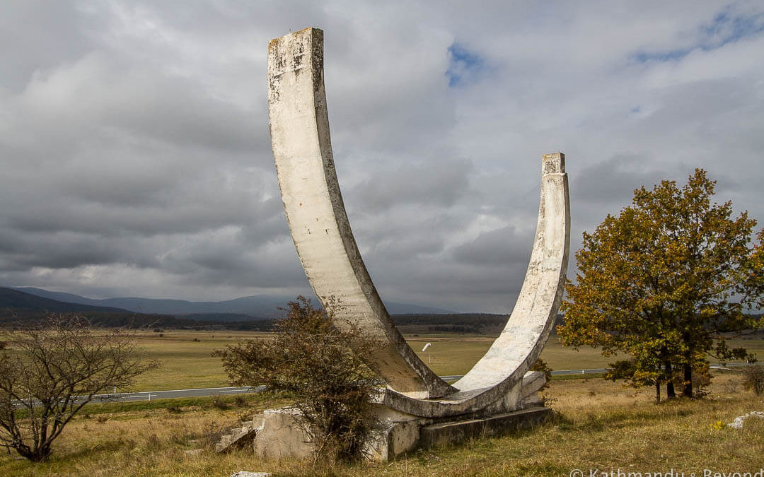 Monument to the Partisan Air Squadron