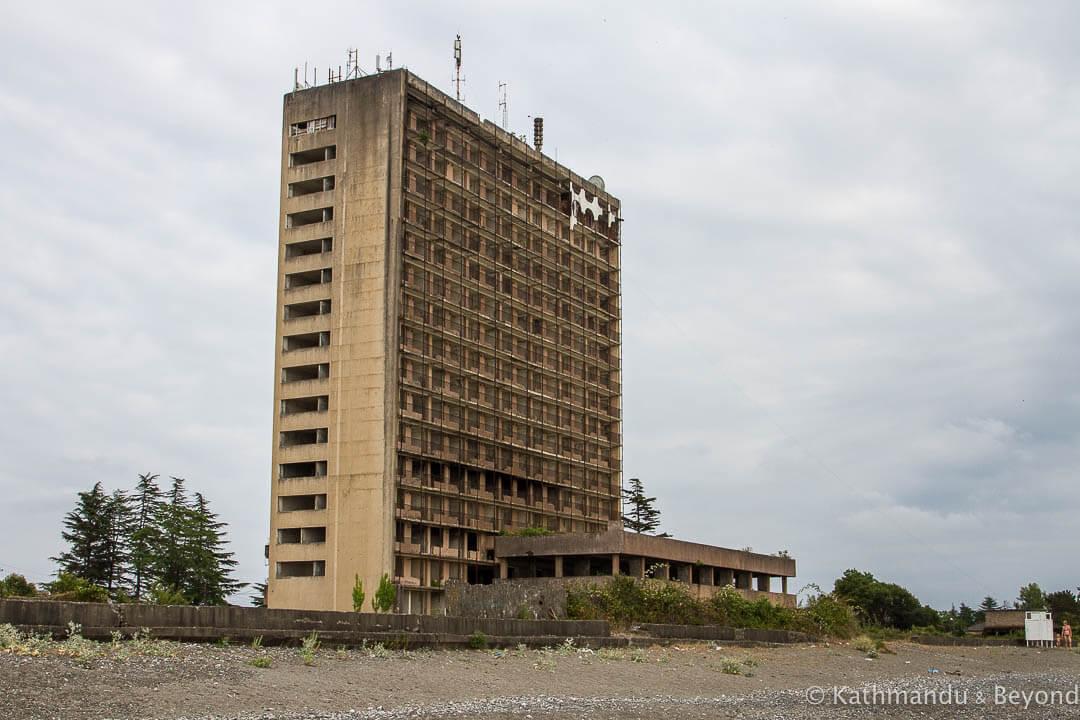 Pearl Hotel Ochamchire Abkhazia-25