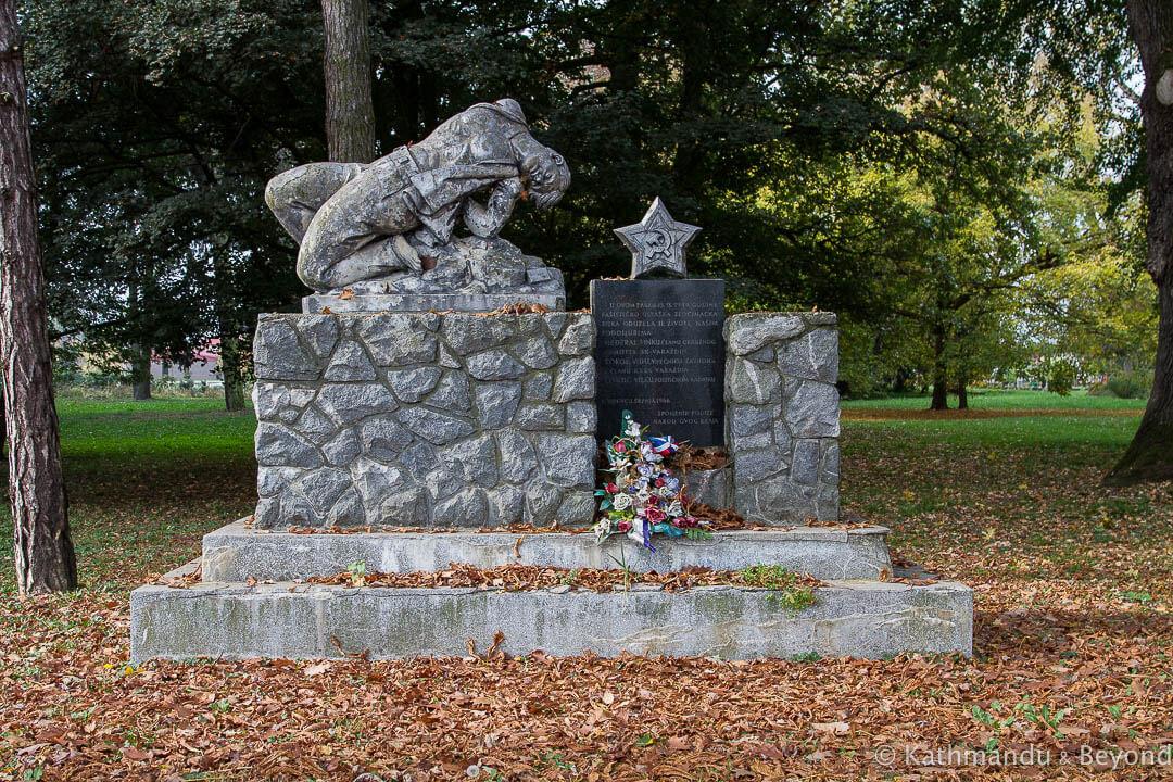 World War II Memorial Kaniza Croatia