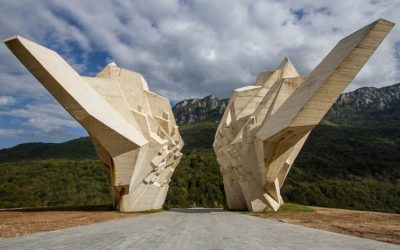 In photos: twenty-five of the most striking spomeniks in the Balkans
