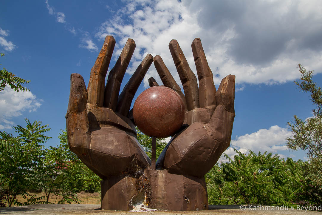Workers' Movement Memorial (Memento Park) in Budapest, Hungary | Communist monument | former Eastern Bloc