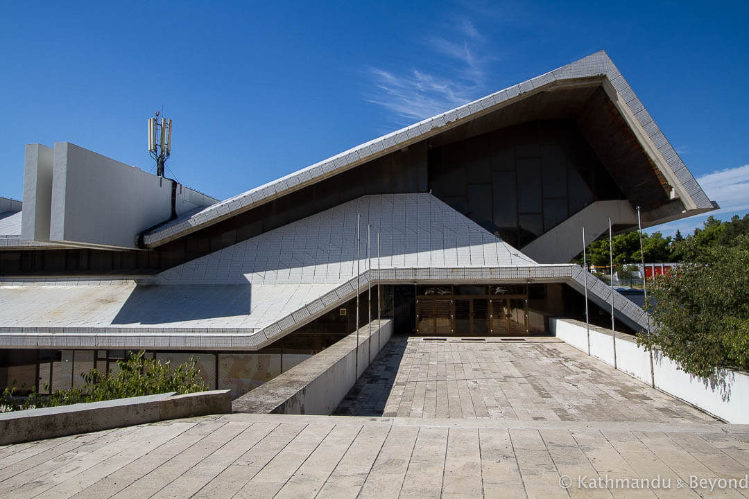 Sportski Centar (Sports Centre) Gripe Split Croatia-22
