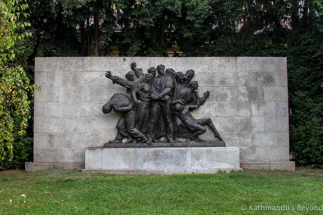 Shooting of Hostages in Zagreb, Croatia | Socialist memorial | former Yugoslavia