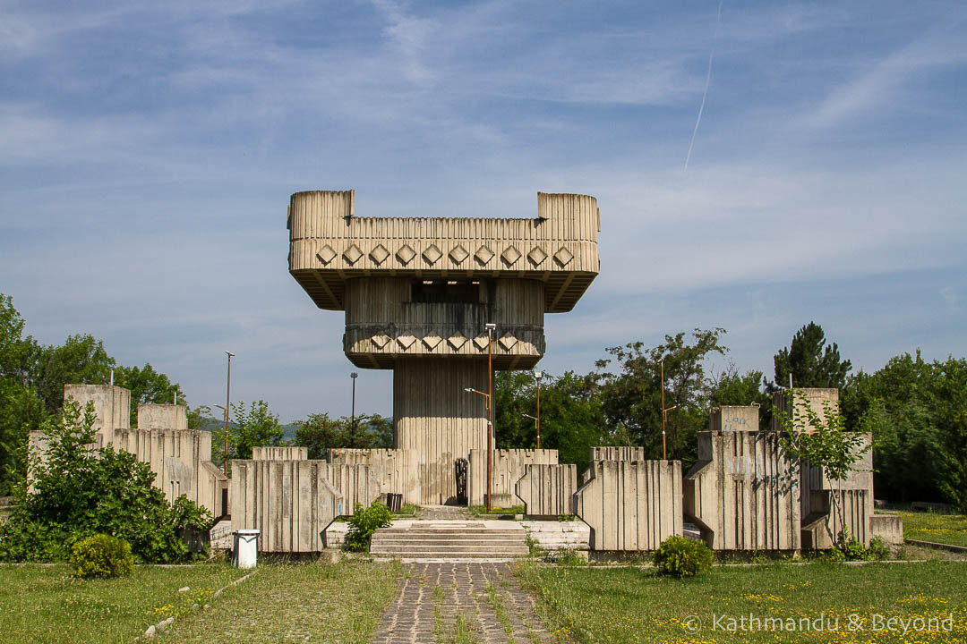 The Memorial Ossuary of Fallen Fighters Gradski Park Kavadarci Macedonia-10
