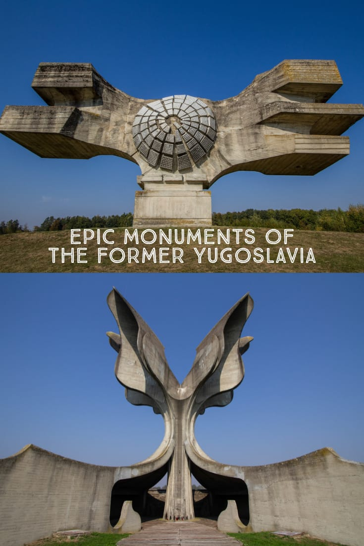 The best #spomeniks in the #Balkans - epic monuments of the former Yugoslavia #spomenik #monuments #travel #architecture #formeryugoslavia #tito #concrete #monument #brutalism