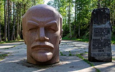 Off-the-beaten-track Latvia: Zeltini Missile Base