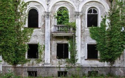 Abandoned Abkhazia: The Sanatorium of the Ministry of Defence of the USSR