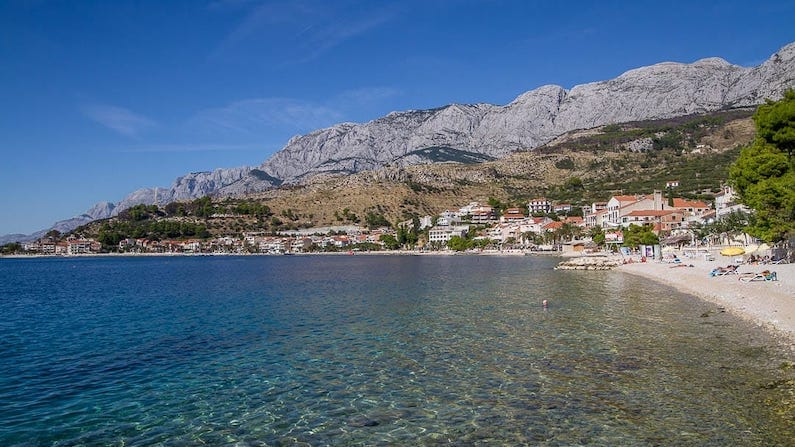 Best Places to Stay in Croatia between Split and Dubrovnik