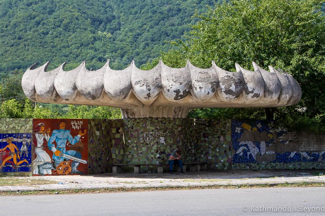 Bzypta Abkhazia-2