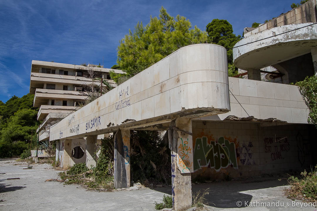 Hotel Goricina II Zupa Bay Kupari Croatia-22