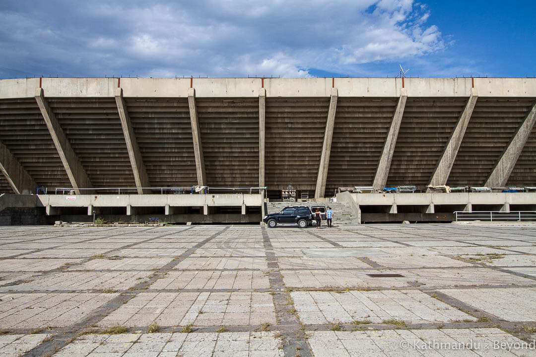 Hrazdan Stadium Yerevan Armenia-3