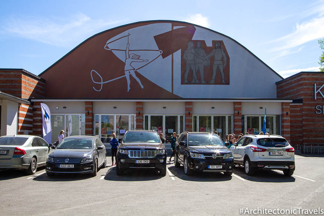 Kalev Sports Hall Tallinn Estonia-20