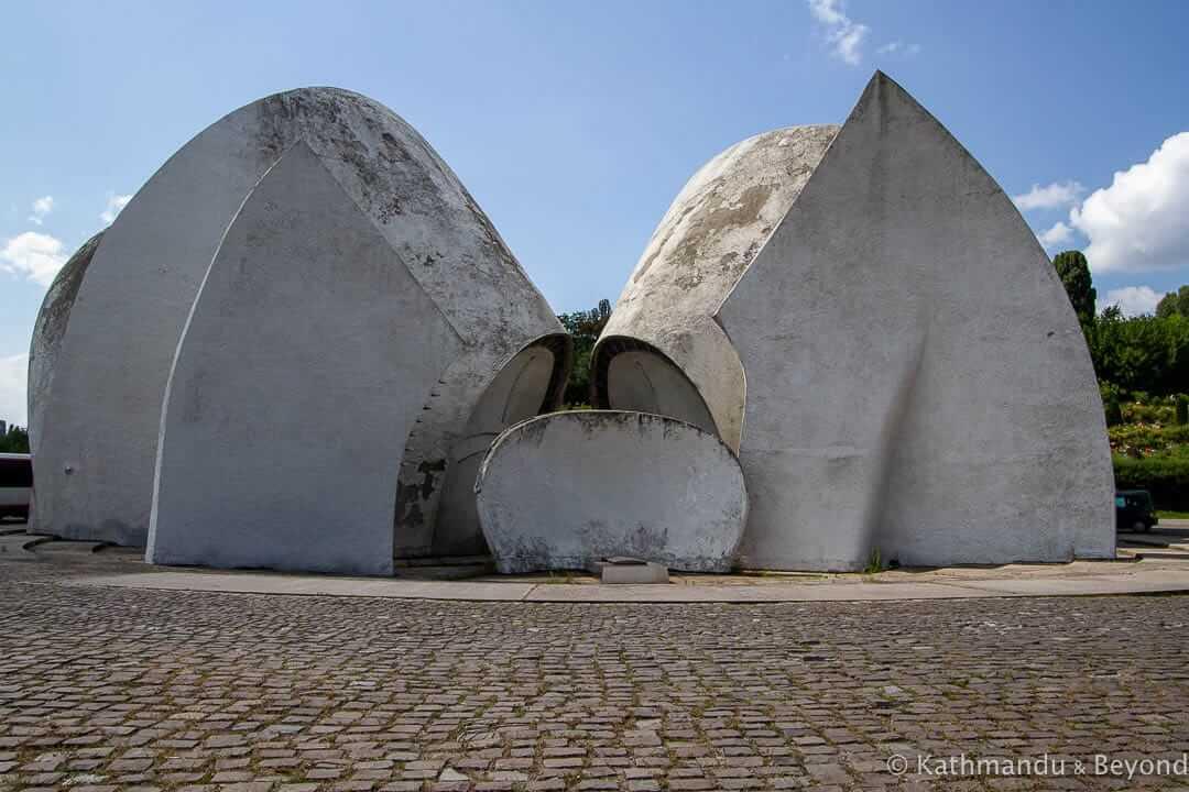 Kiev Crematorium Memory Park Kiev Ukraine-5