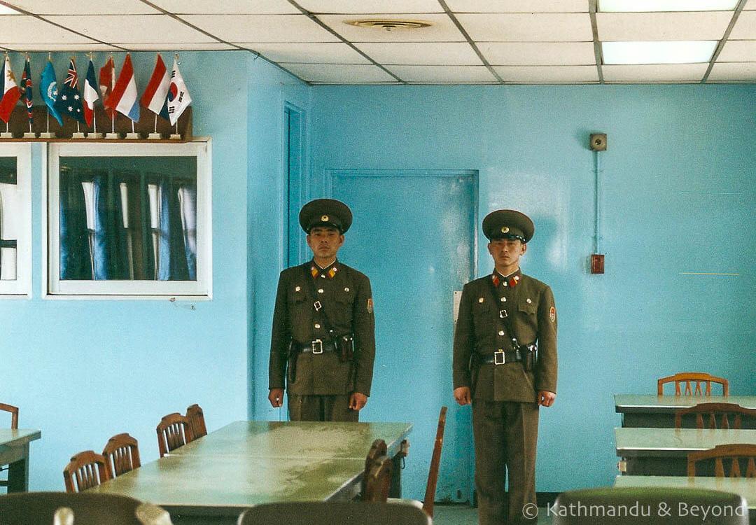 Korean Demilitarized Zone North Korea 1