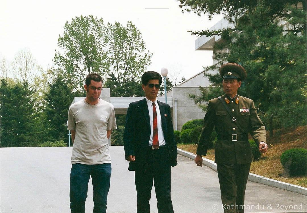 Korean Demilitarized Zone North Korea 3