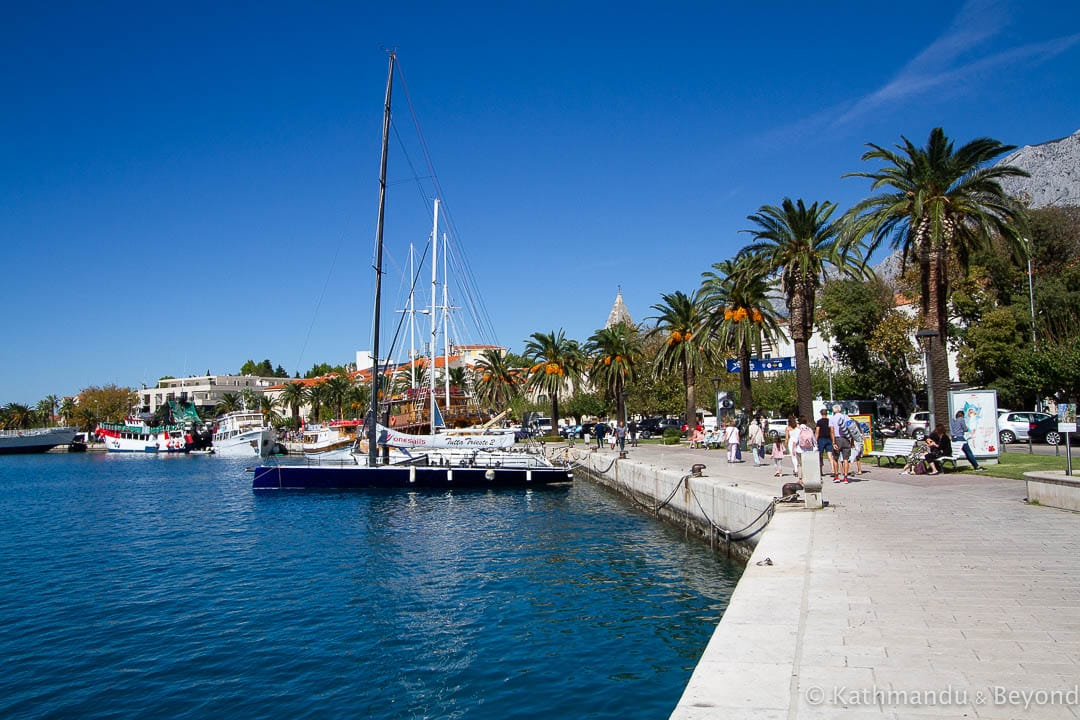 Port, Makarska, Croatia - Best Places to Stay in Croatia between Split and Dubrovnik
