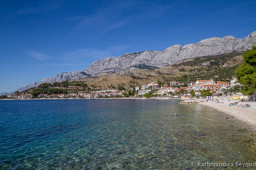 Podgora, Croatia - Best Places to Stay in Croatia between Split and Dubrovnik