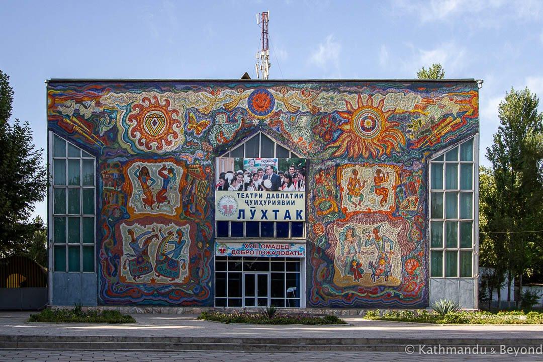 Puppet Theatre Lukhtak Dushanbe Tajikistan-1-2