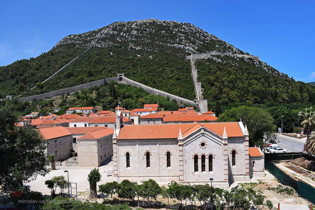 Ston, Croatia | The Best Places to Stay in Croatia between Split and Dubrovnik (Flickr)