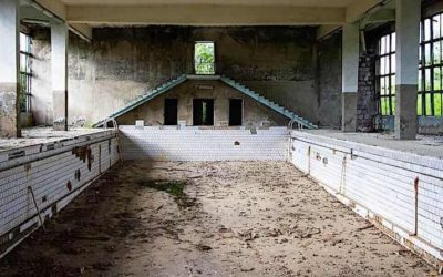 In photos: Abandoned swimming pools