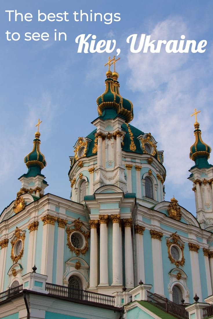 Best things to see in Kiev, Ukraine #sightseeing #cityguide #europe #offthebeatenpath #travelguide #traveltips