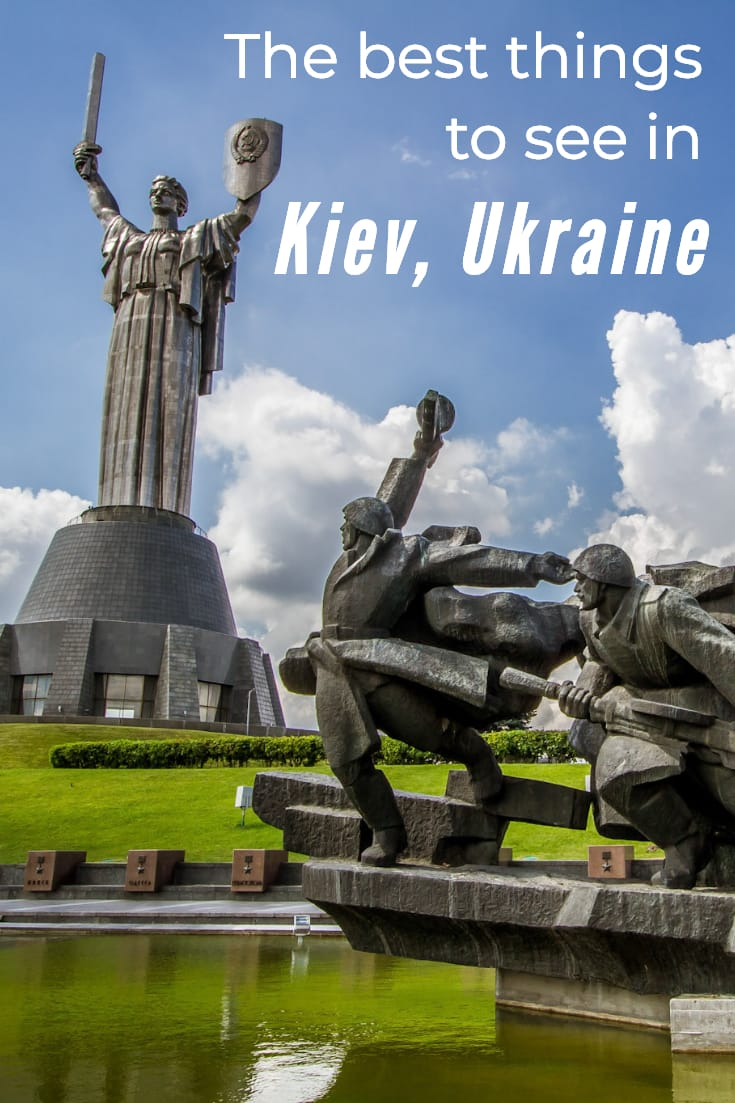 Best things to see in Kiev, Ukraine #sightseeing #cityguide #offthebeatenpath #travelguide #traveltips #europe