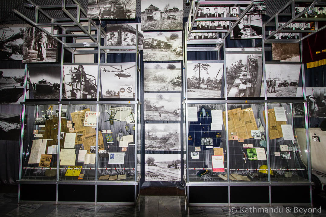 Chornobyl Museum Kiev Ukraine - Places to visit in Kiev