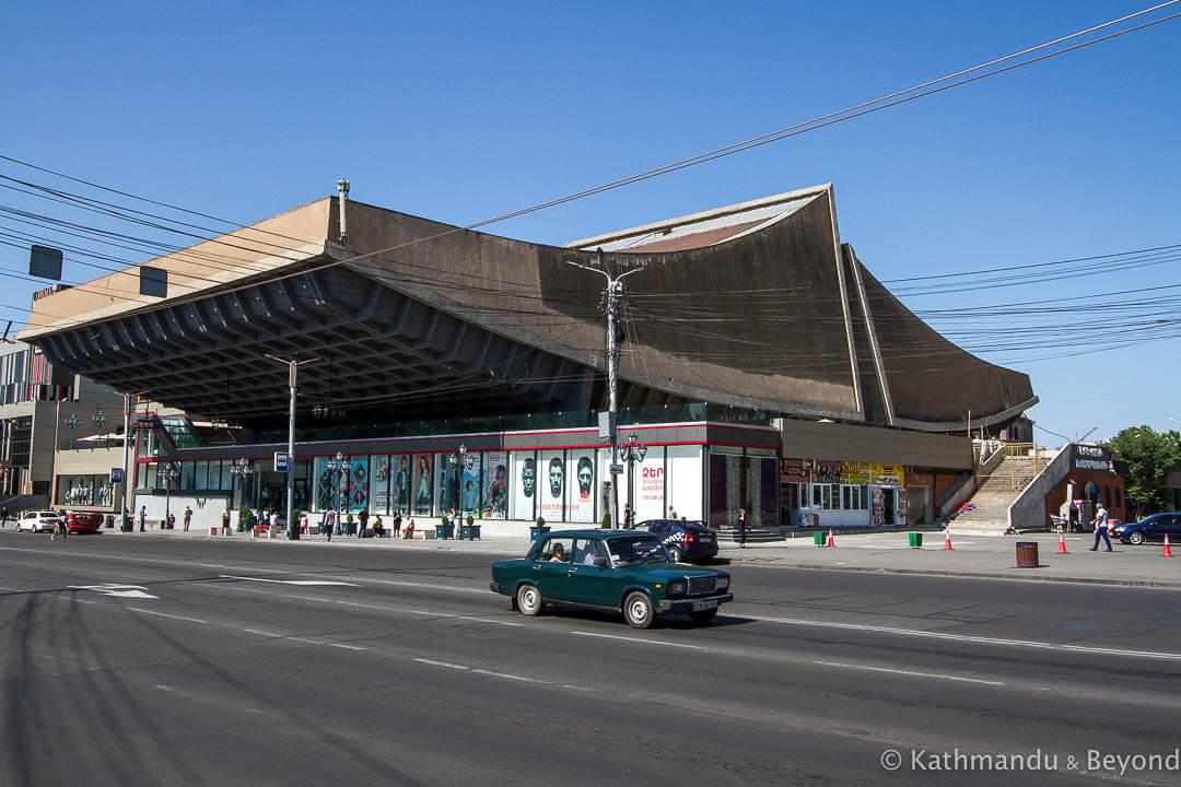 Cinema Rossiya Yerevan Armenia