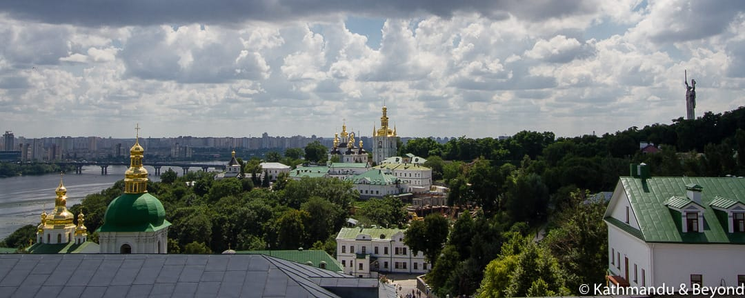 Kievo-Pecherskaya Lavra - Places to visit in Kiev Ukraine
