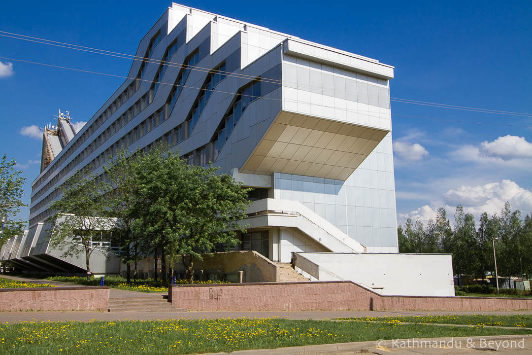 Belarusian National Technical University Minsk Belarus-11