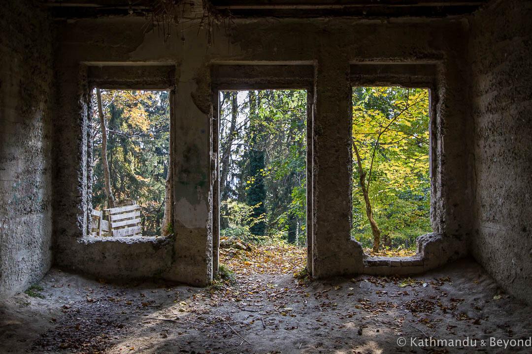 Brestovac Sanatorium Mount Medvednica Zagreb Croatia-10