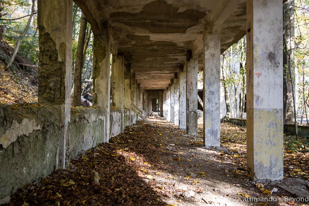 Brestovac Sanatorium Mount Medvednica Zagreb Croatia-13