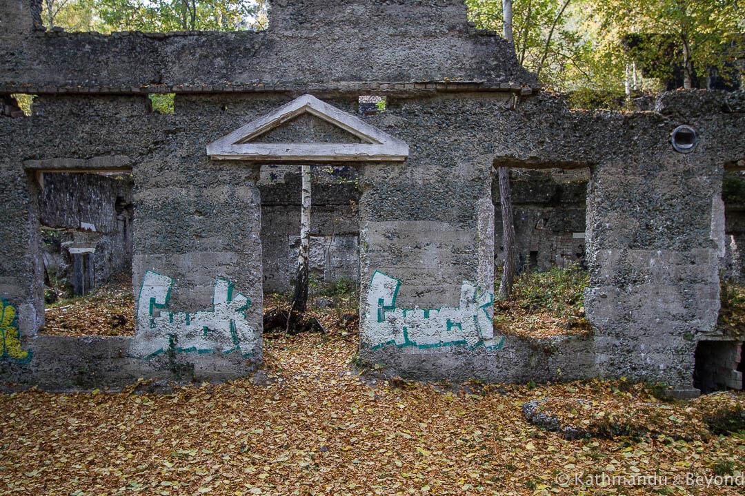 Brestovac Sanatorium Mount Medvednica Zagreb Croatia-21