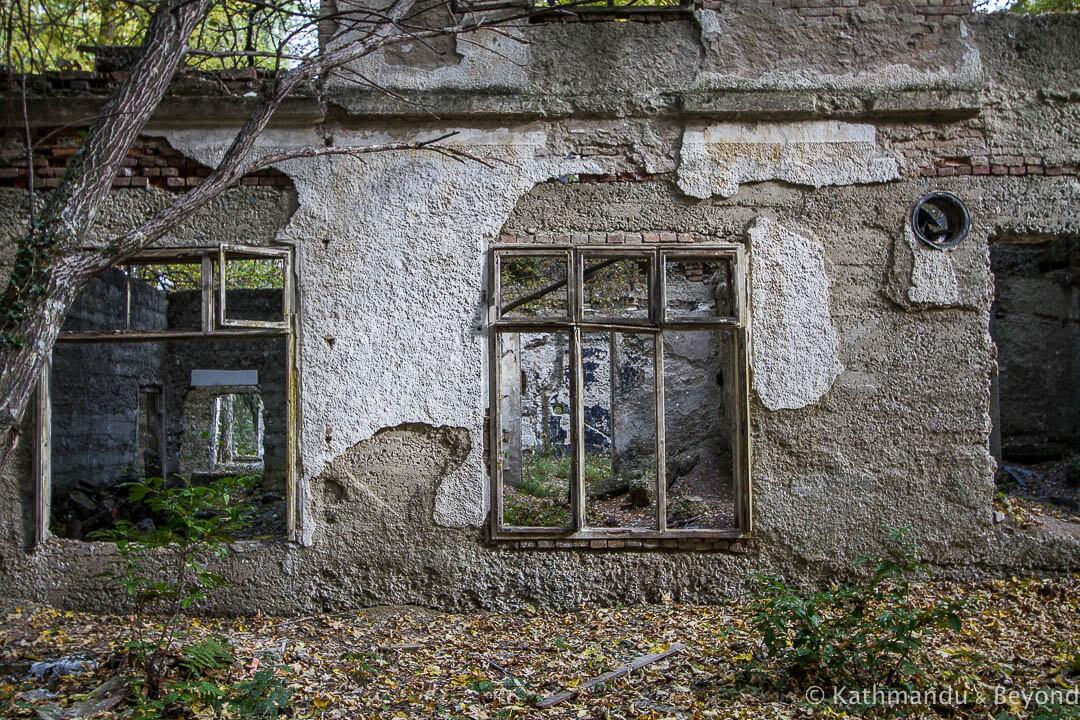 Brestovac Sanatorium Mount Medvednica Zagreb Croatia-23