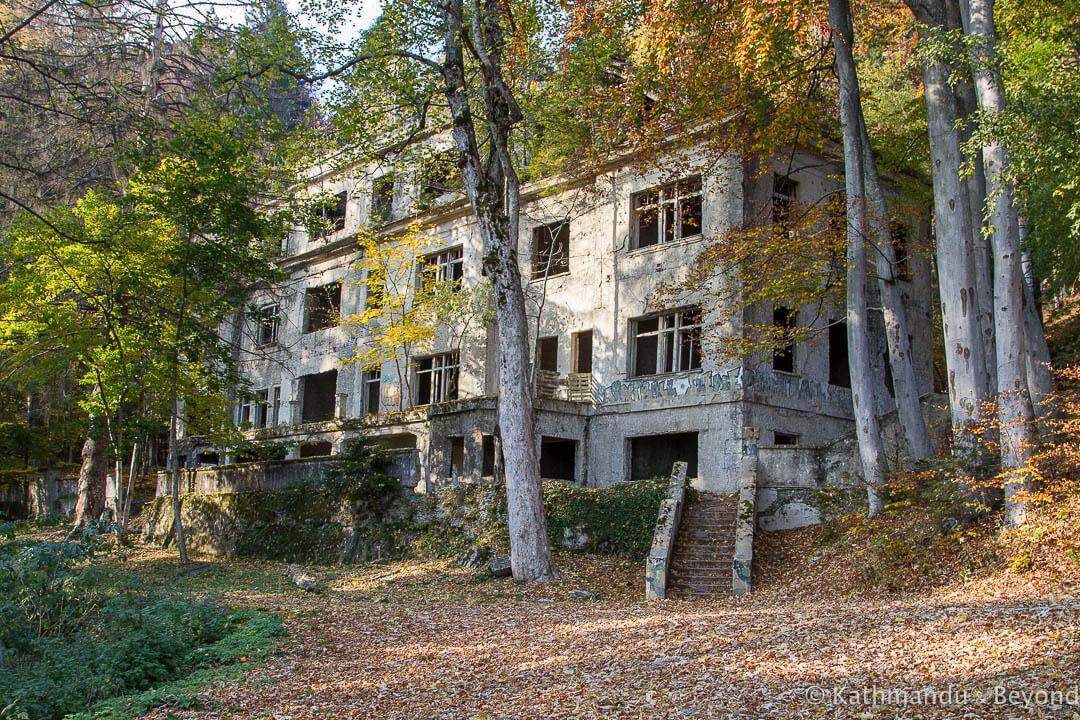 Brestovac Sanatorium Mount Medvednica Zagreb Croatia-26