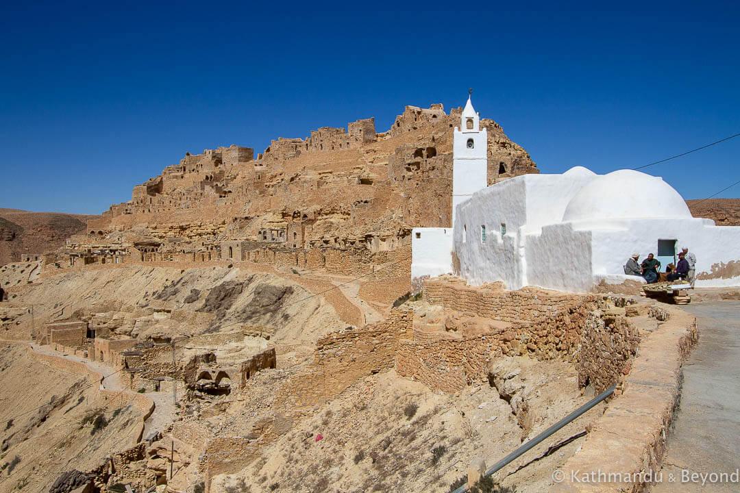 Chenini (Tataouine) Tunisia-6