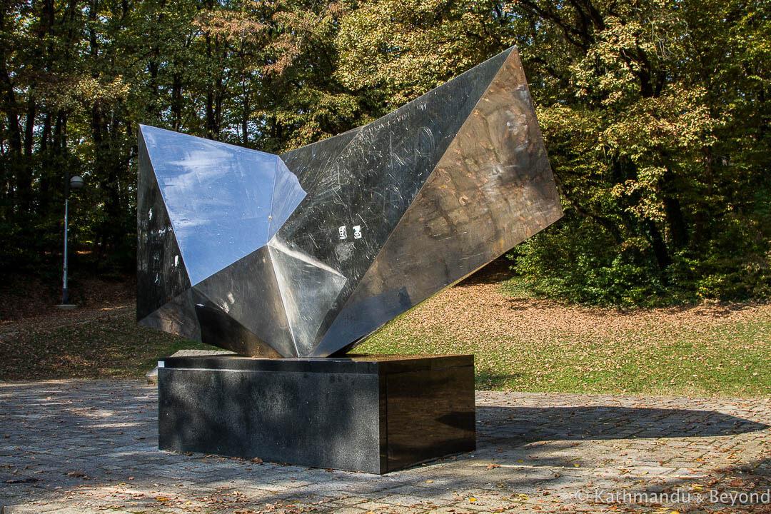 Path to Martyrdom Dotrscina Memorial Park Zagreb Croatia-2