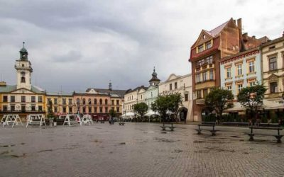 Somewhere different … Cieszyn in Poland and Cesky Tesin in Czech Republic