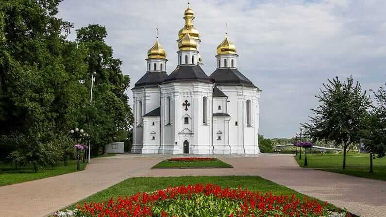 Chernihiv - Best places to visit on a day trip from Kiev, Ukraine