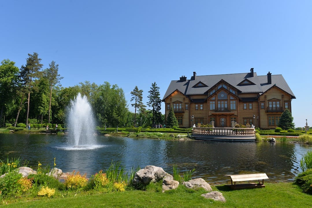 Mezhyhirya Residence | Day trips from Kiev, Ukraine