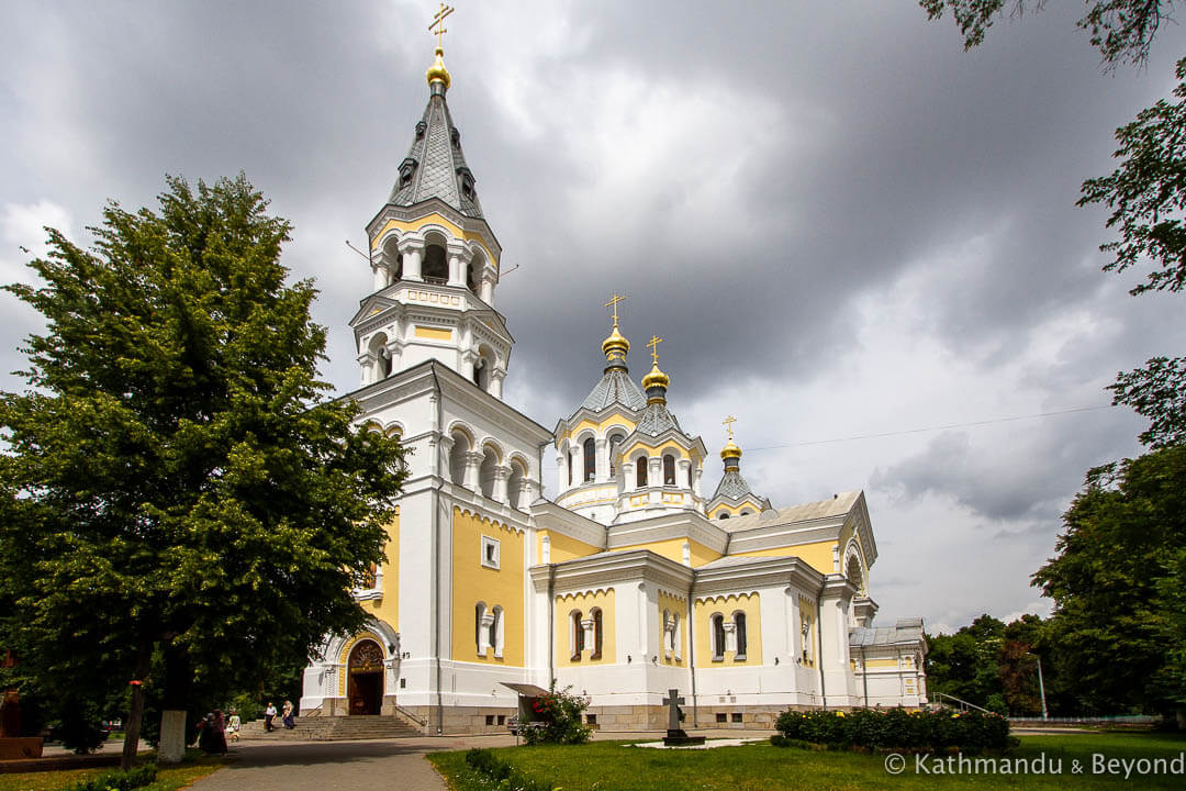 The Holy Transfiguration Cathedral Zhytomyr Ukraine-5-2
