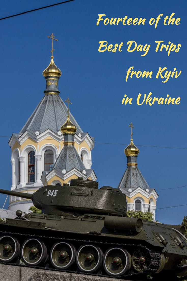Fourteen of the best day trips from Kiev #Ukraine #kyiv #offthebeatenpath #Europe #daytrips #backpacking #independenttravel