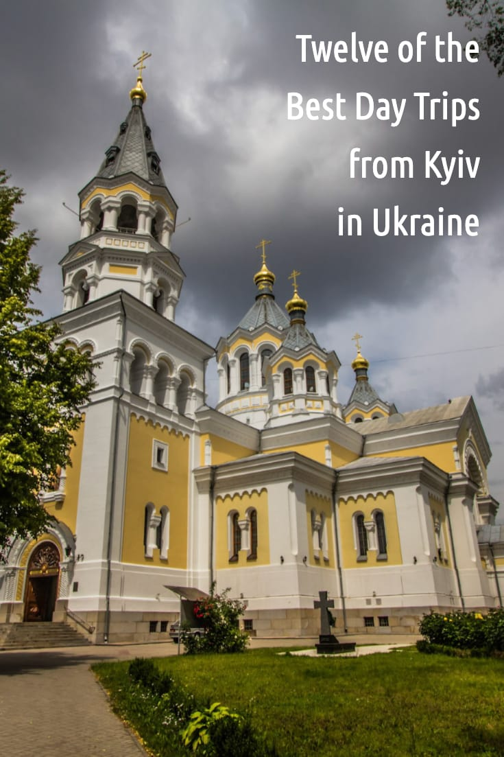 The best day trips from Kiev #Ukraine #kyiv #offthebeatenpath #Europe #daytrips #backpacking #independenttravel